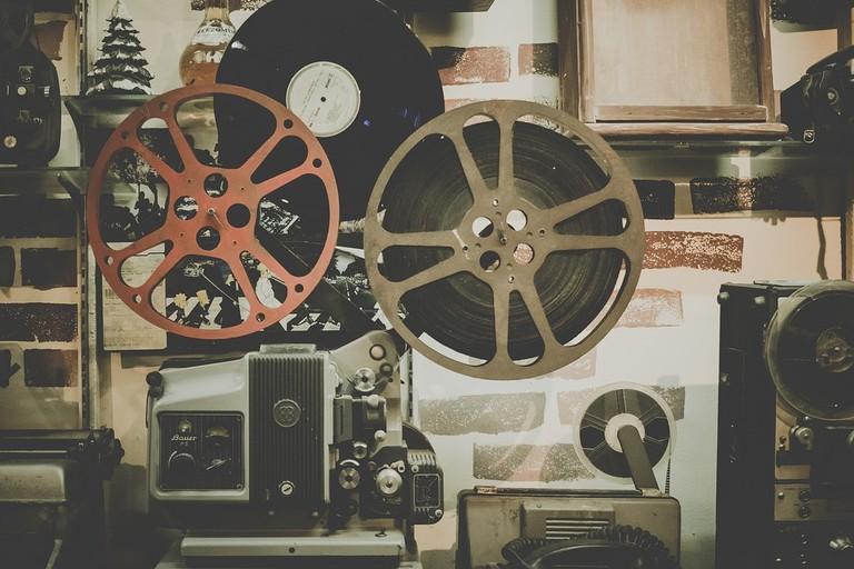 Vintage Projectors