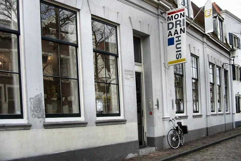 The Mondriaan House, Amserfoort