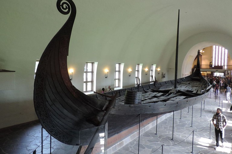 Viking Ship Museum, Olso