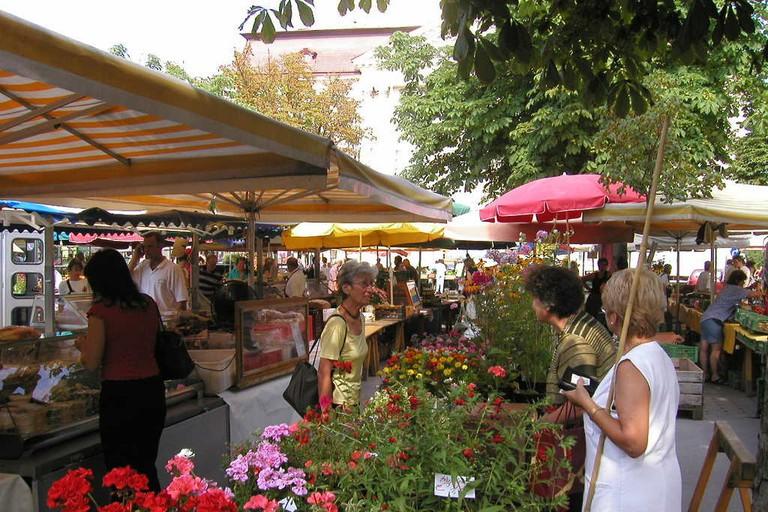 Graz Farmer's Market