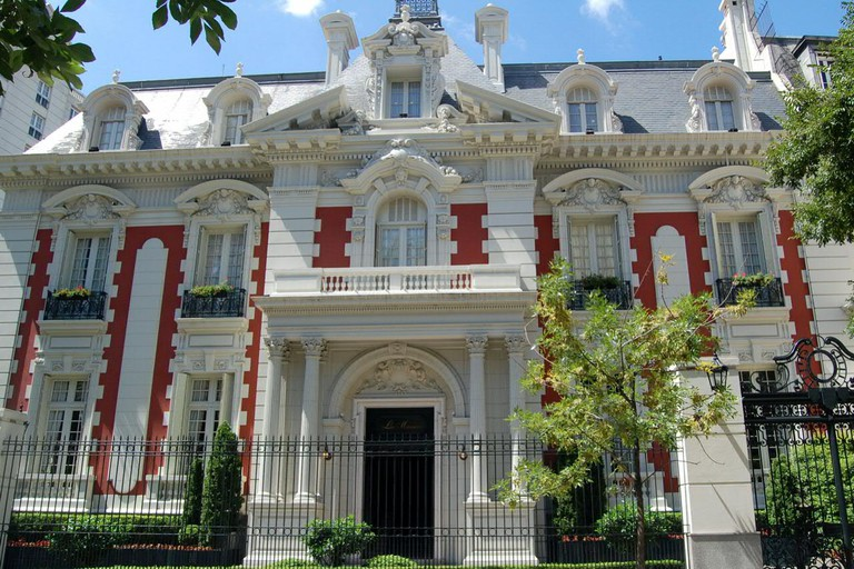 Four Seasons La Mansion