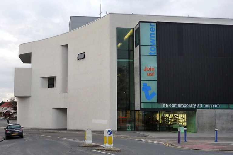 Towner Gallery, Eastbourne