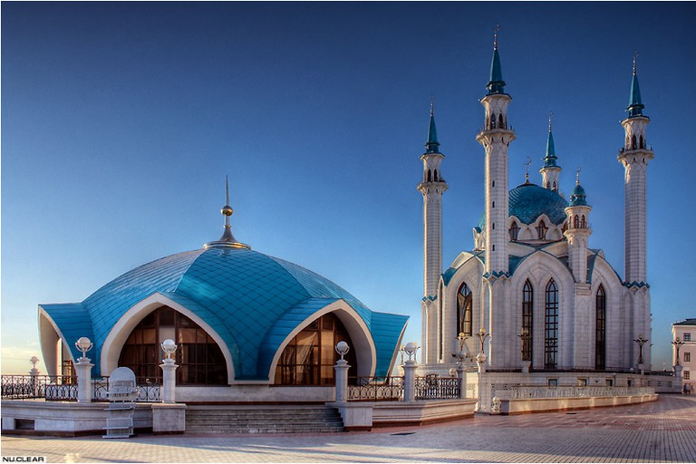 Mosque Kul Sharif
