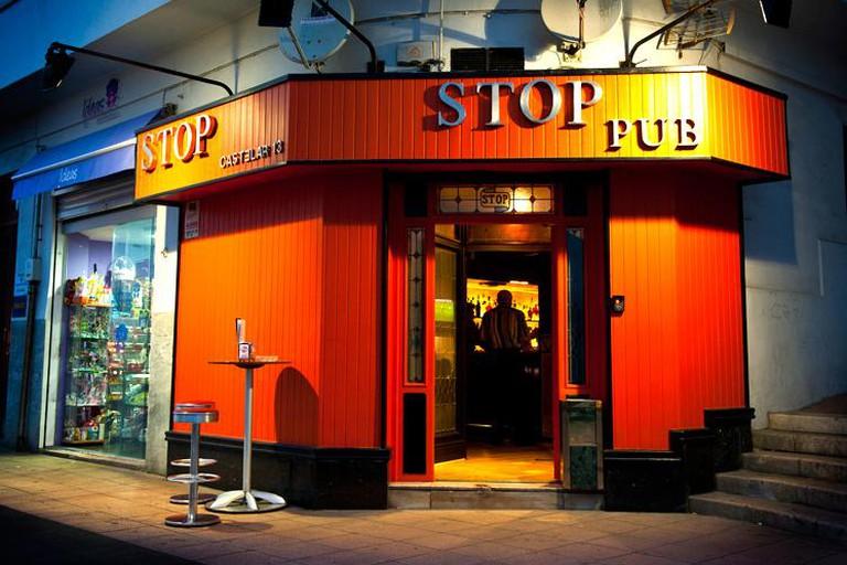 Pub Stop, Santander
