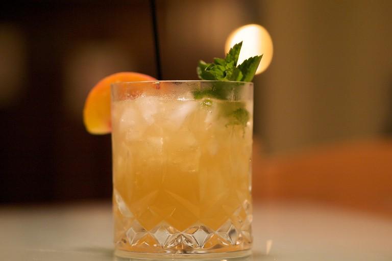 Higher Ground cocktail