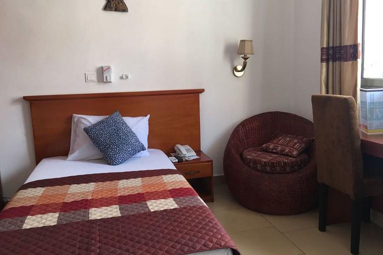 Asantewaa double room
