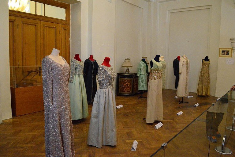 Gowns of Farah Diba