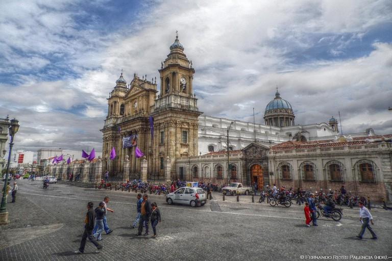 Guatemala City Cathedra