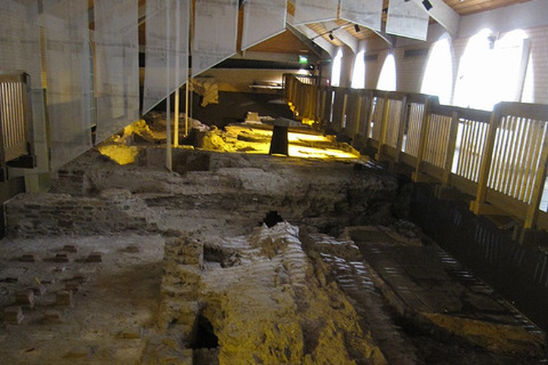 Caerleon Roman Baths