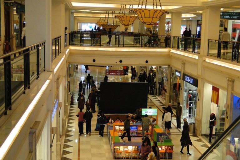 DLF Promenade Mall, Delhi