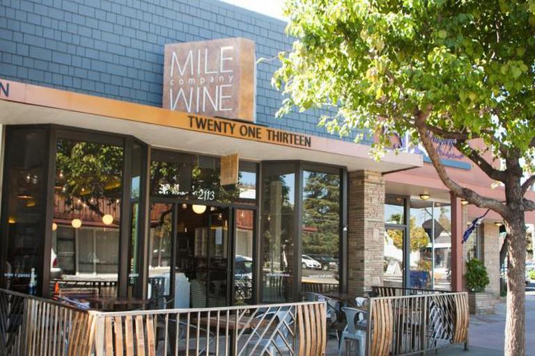 Dave Wong's Restaurant, Stockton