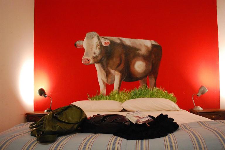 Art Factory bedrooms