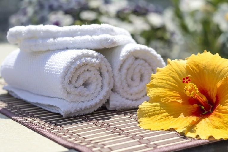 Enjoy a spa day