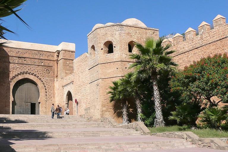 Kasbah of Oudaia