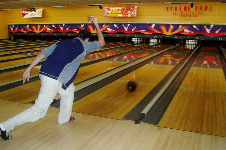 Ballbreaker is a great place to bowl