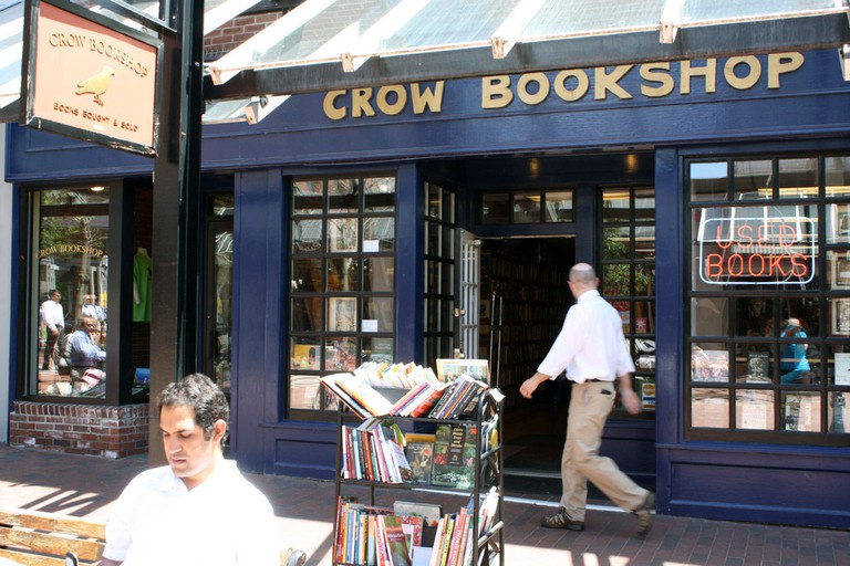 Crow Bookshop