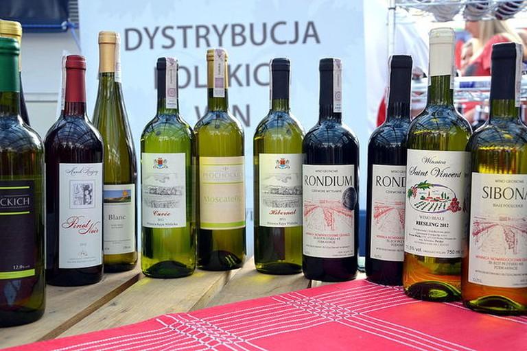 Polish wine