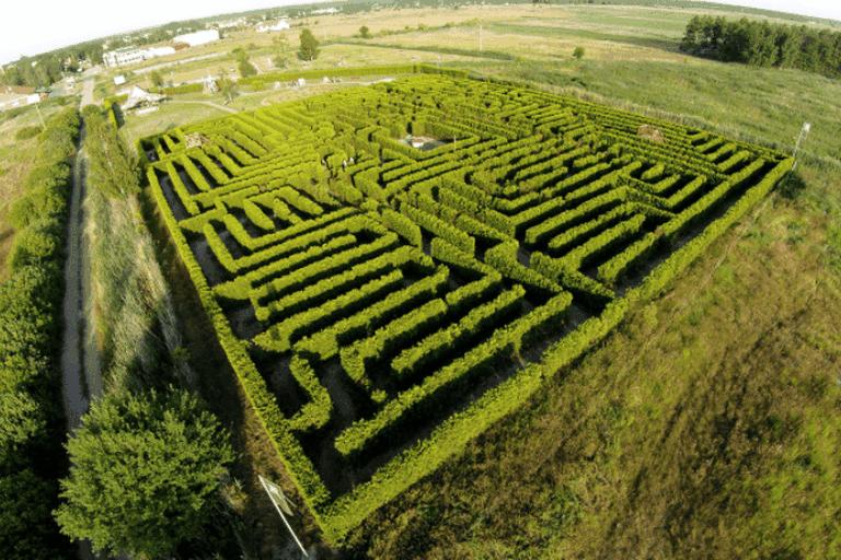 Łeba's Labyrinth