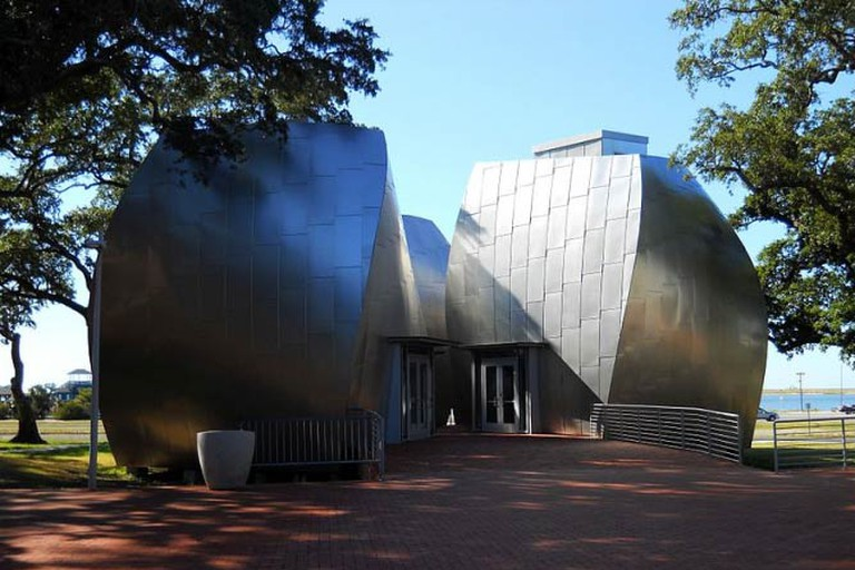 Ohr-O'Keefe Museum of Art, Pod Pavilion