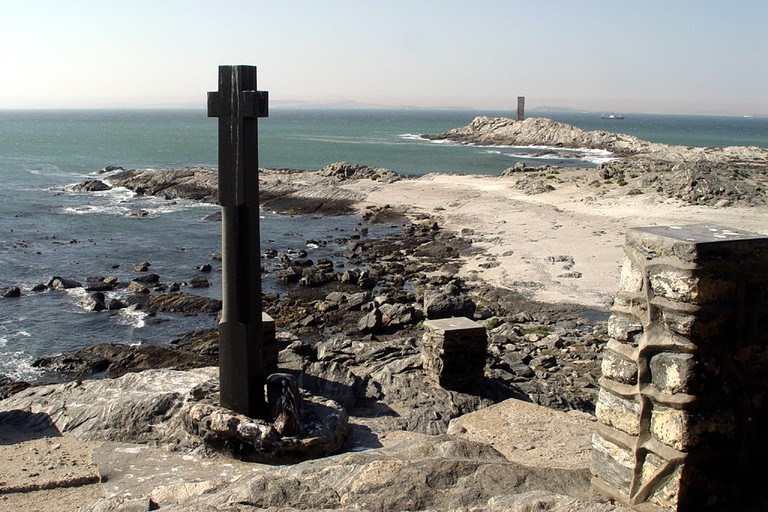 Replica of the Dias Cross, Lüderitz peninsula
