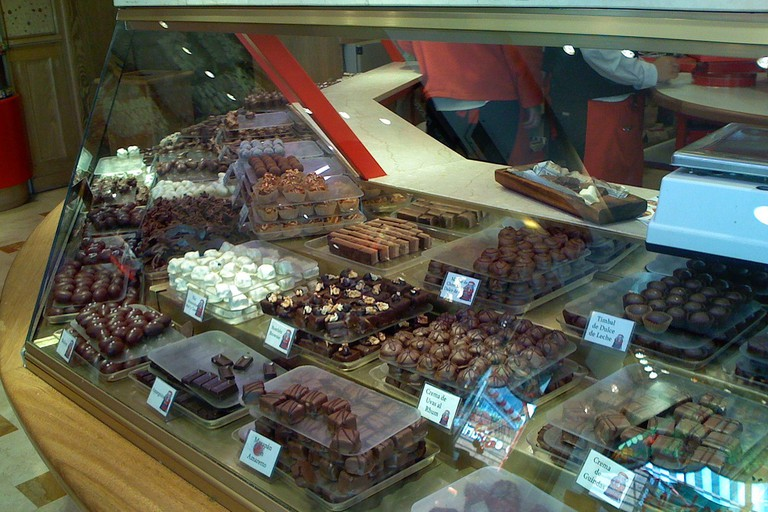 Chocolate in Bariloche