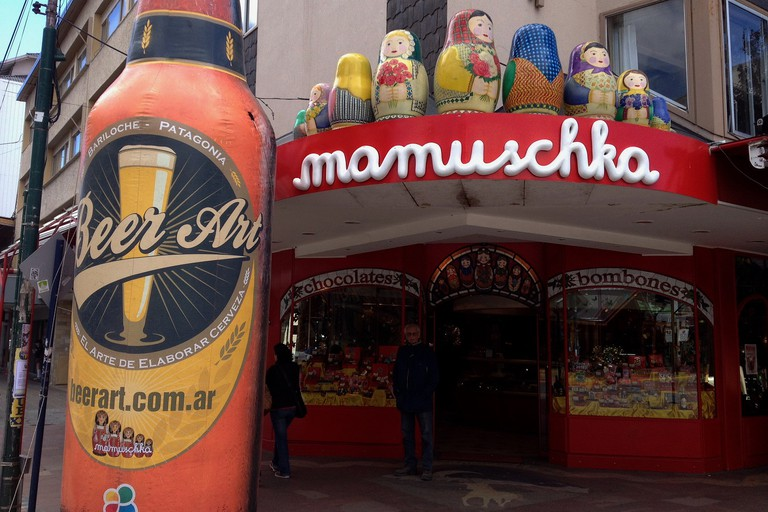 Mamuschka, Bariloche|