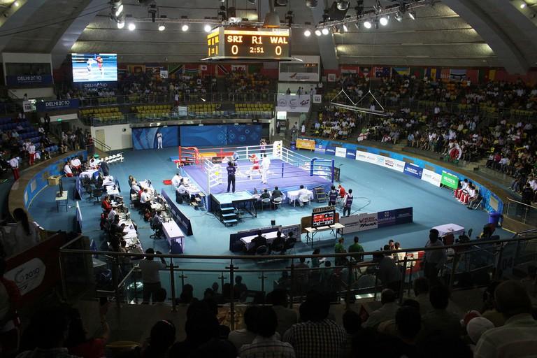 Talkatora Indoor Stadium, New Delhi
