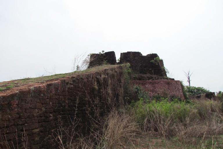 Ruins of Hosdurg Fort