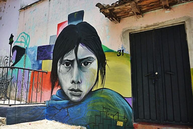 Street Art San Cristobal