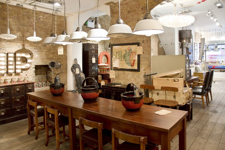 Elemental's antiques