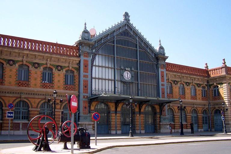 Almería Railway Station