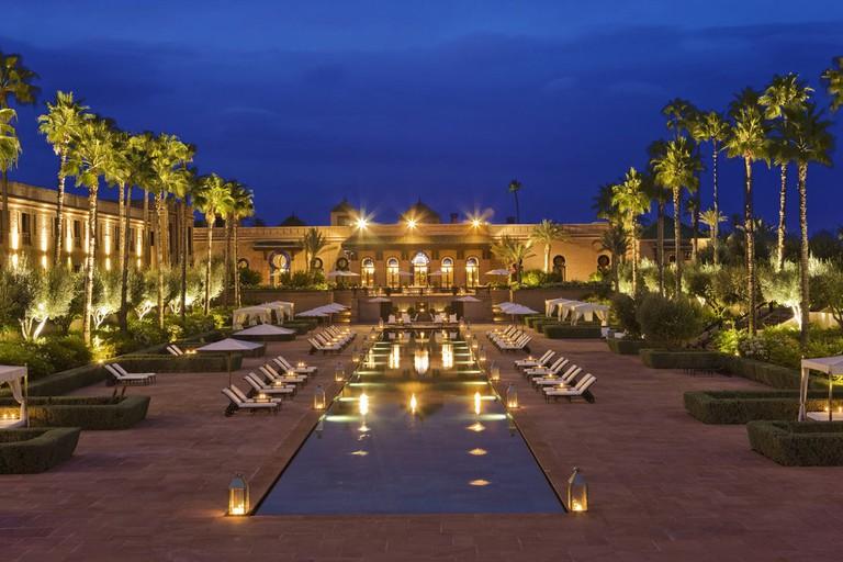 Spa Espace Vitalité Chenot, marrakech