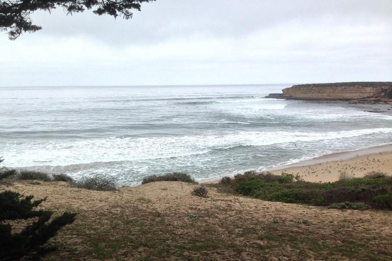 Four Mile Beach, Santa Cruz