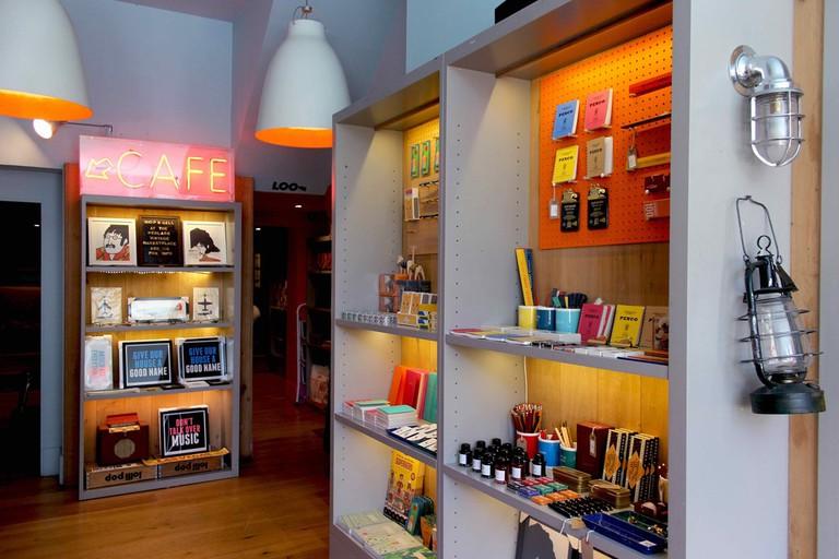 Pedlars' shop