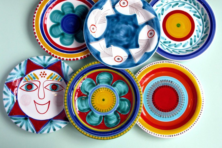 Tableware at Ceramica Blue
