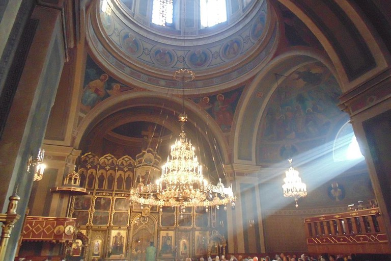 Holy Spirit Orthodox Cathedral