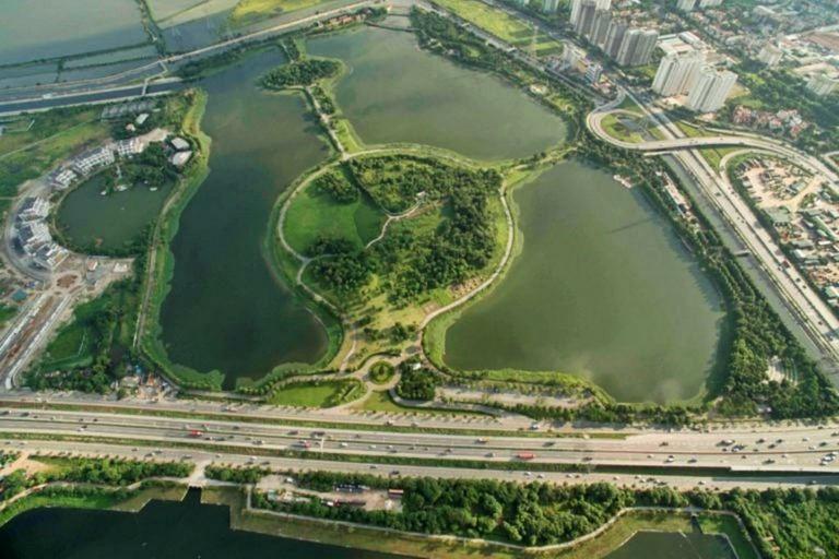 Yen So Park, Hà Nội