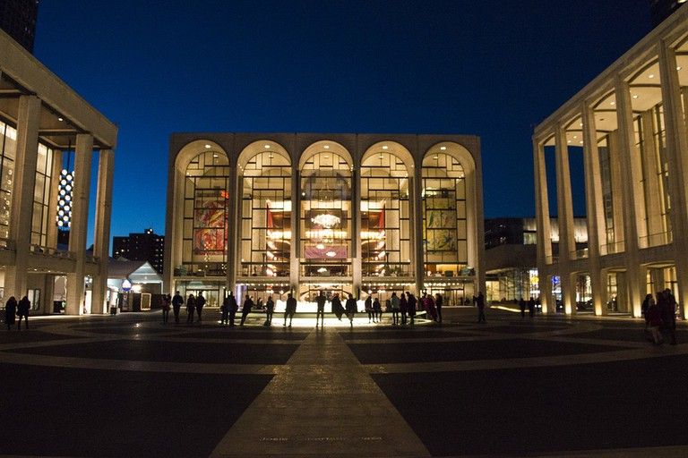 Metropolitan Opera, 30 Lincoln Center Plaza