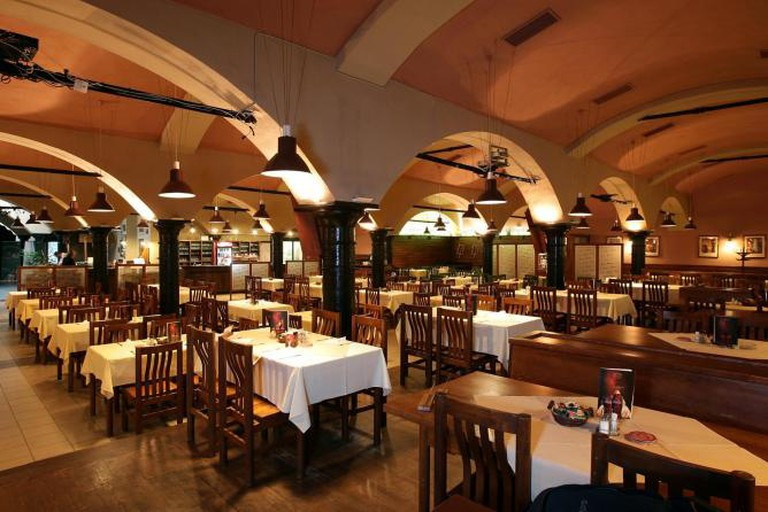 Restaurace Na Spilce, Plzeň