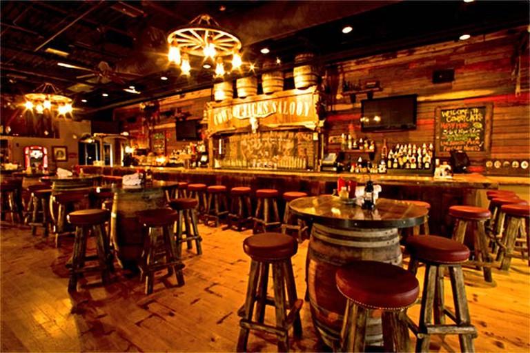 Cowboy Jacks Interior