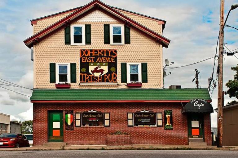 The Heritage Restaurant Tap Bar & Grill, Pawtucket