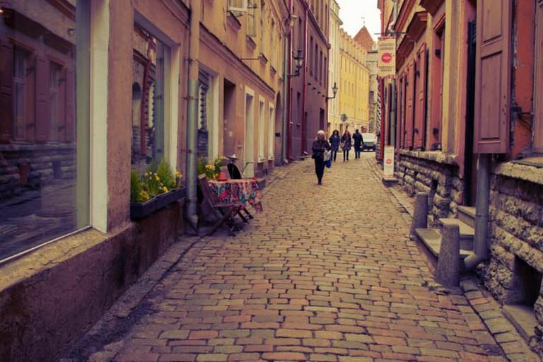 Spring in Tallinn