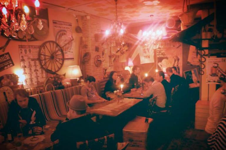 Llama bar Helsinki