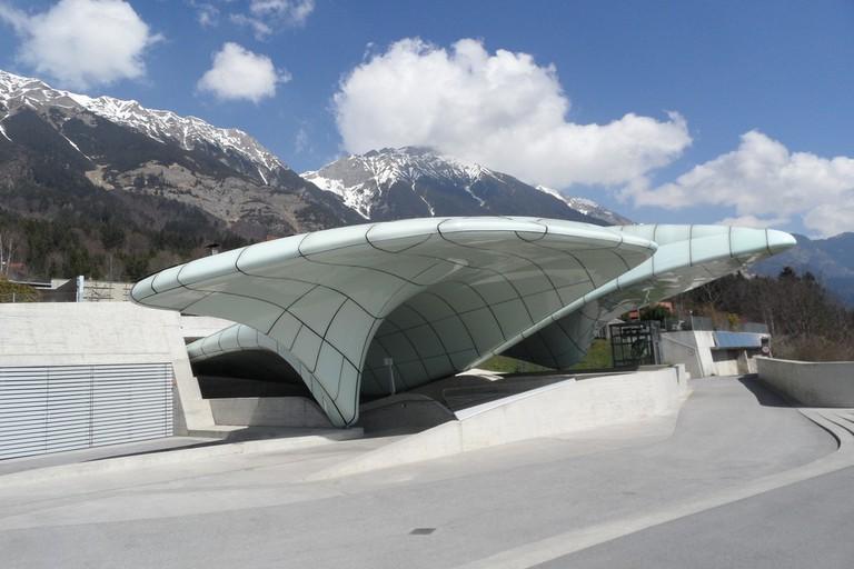Hungerburgbahn, Innsbruck
