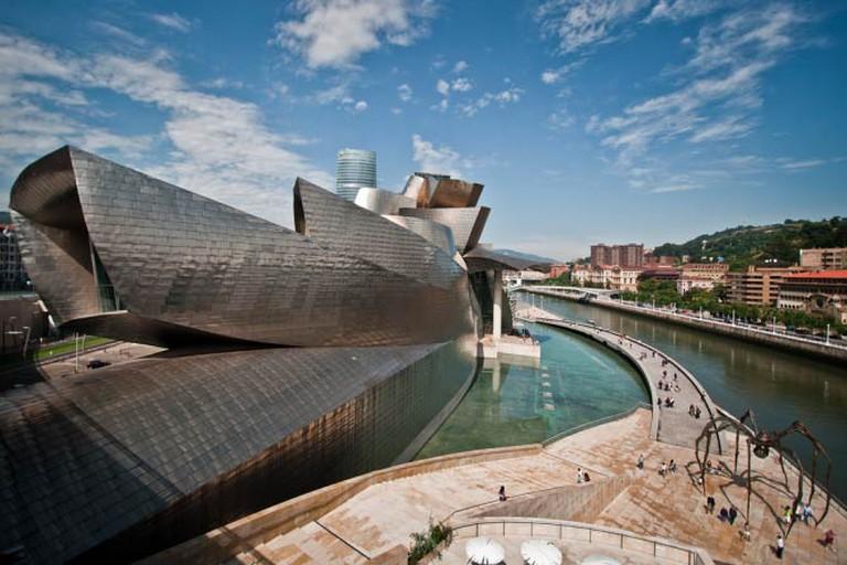 Guggenheim Bilbao exterior