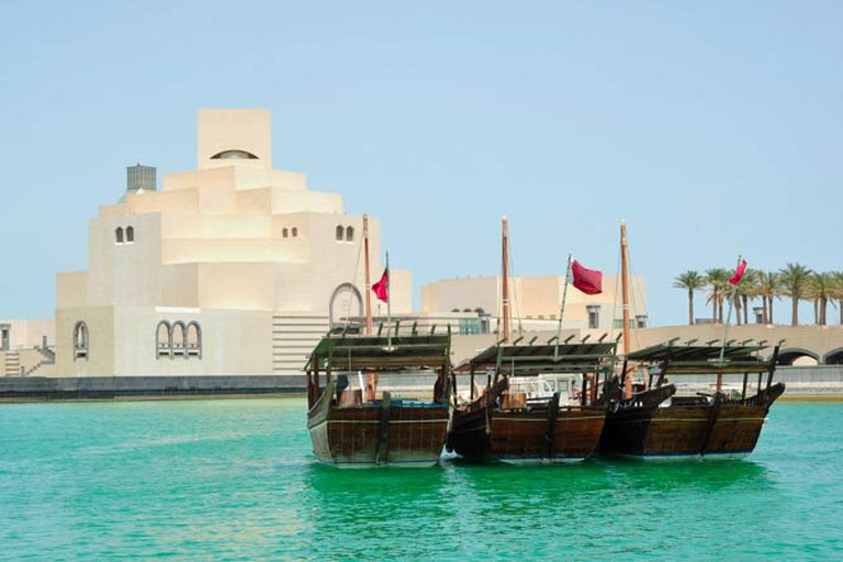 Islamic Museum of Art and Dhows