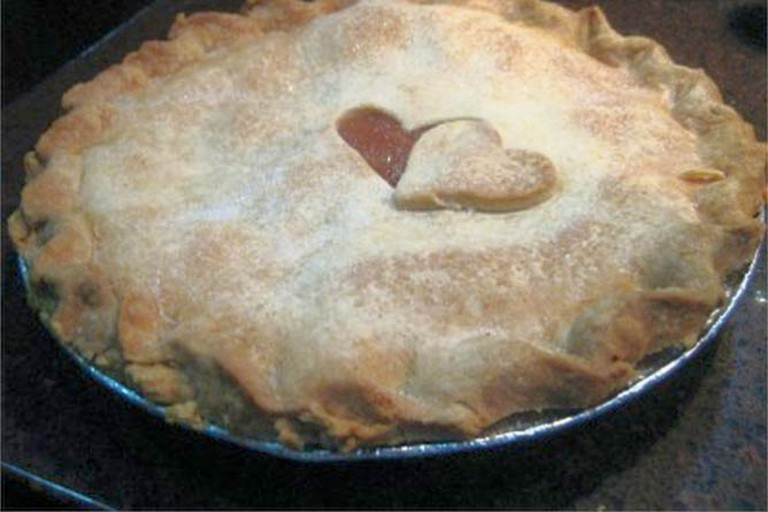 Apple Pie from Carriage Crossing Restaurant