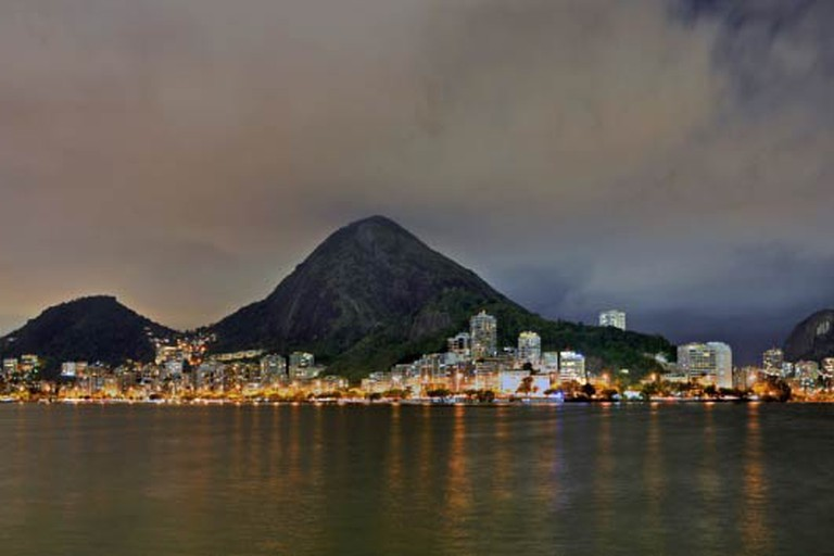 Lagoa Rodrigo de Freitas by Night