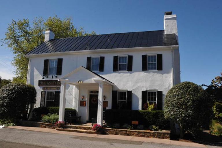 Exterior of The Ashby Inn & Restaurant