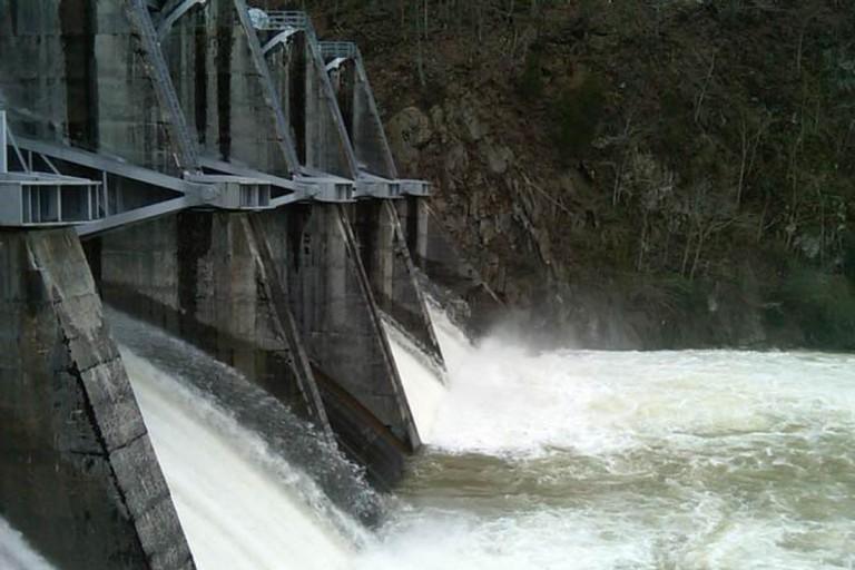 Fort Patrick Henry Dam, Kingsport